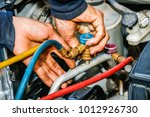 car repair service   automobile ... | Shutterstock . vector #1012926730