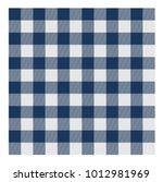 lumberjack square white plaid... | Shutterstock .eps vector #1012981969
