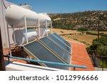 Green Energy Concept. Solar...