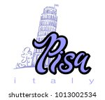 design for the tourism industry.... | Shutterstock .eps vector #1013002534