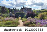 Abbotsford house  located in...