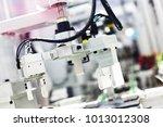 artificial intelligence... | Shutterstock . vector #1013012308