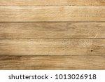 old wood planks background    | Shutterstock . vector #1013026918