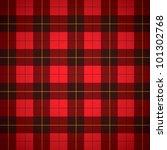 Wallace Tartan Scottish Plaid...
