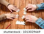 finally finding solution | Shutterstock . vector #1013029669