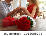 close up shot of unrecognizable ... | Shutterstock . vector #1013055178