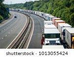 maidstone  kent  uk  july 2015  ...   Shutterstock . vector #1013055424