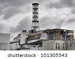 Chernobyl Nuclear Power Plant...
