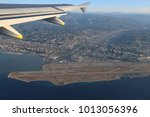 view the cote d'azur  var river ... | Shutterstock . vector #1013056396