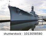 A Dakota Class Battleship