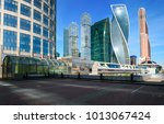 moscow  russia   may 5  2017 ... | Shutterstock . vector #1013067424
