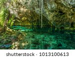 Grand Cenote. This Is One Of...