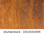 metal rust background   grunge... | Shutterstock . vector #1013101504