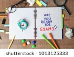 "notebook with question ""are you ... 