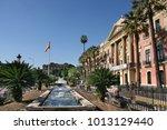 murcia  spain   november 20 ... | Shutterstock . vector #1013129440