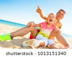 colorful and wonderfully...   Shutterstock . vector #1013151340