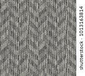 abstract herringbone motif... | Shutterstock .eps vector #1013163814
