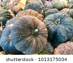 Pumpkins For Sale At A Local...