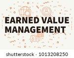 conceptual business... | Shutterstock . vector #1013208250