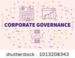 conceptual business... | Shutterstock . vector #1013208343