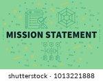 conceptual business...   Shutterstock . vector #1013221888