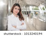 portraits of beautiful asian...   Shutterstock . vector #1013240194