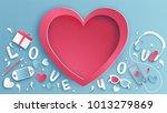 illustration of love for... | Shutterstock .eps vector #1013279869