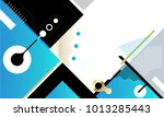 abstract background for... | Shutterstock .eps vector #1013285443