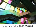 jan 29th  2017  the colourful... | Shutterstock . vector #1013288404