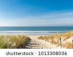 cap ferret  arcachon bay ... | Shutterstock . vector #1013308036