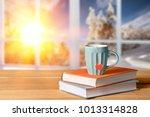 cup of coffee or tea   Shutterstock . vector #1013314828