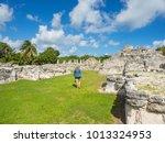 El Rey Ruins Located In The...