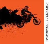 vector automotive banner... | Shutterstock .eps vector #1013345350