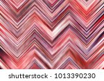 colorful zigzag striped pattern ... | Shutterstock . vector #1013390230