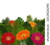 illustration of greeting or... | Shutterstock .eps vector #1013426290