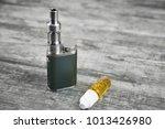 e   cigarette for vaping  ... | Shutterstock . vector #1013426980