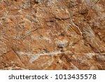 multi colored stone texture.... | Shutterstock . vector #1013435578