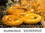 selective focus of northern... | Shutterstock . vector #1013453410
