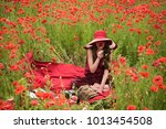 journalism and writing  summer. ...   Shutterstock . vector #1013454508