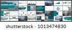 original presentation... | Shutterstock .eps vector #1013474830