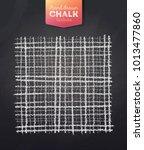 hand drawn grunge texture... | Shutterstock .eps vector #1013477860