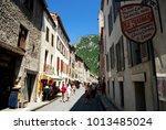 20 july 2009  villefranche ... | Shutterstock . vector #1013485024