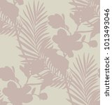 vector subtle decorative... | Shutterstock .eps vector #1013493046