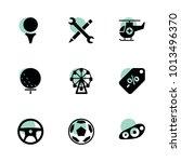 circle icons. vector collection ...