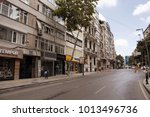 istanbul   august 20  2017 ...   Shutterstock . vector #1013496736