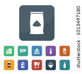 product icons. vector... | Shutterstock .eps vector #1013497180