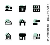 small icons. vector collection...