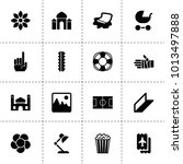 pattern icons. vector...