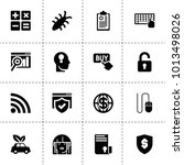 computer icons. vector...