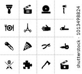 cut icons. vector collection...